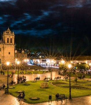 CITY TOUR – CUSCO