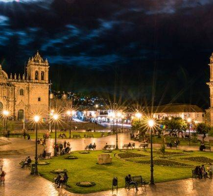 City Tour – Cusco.