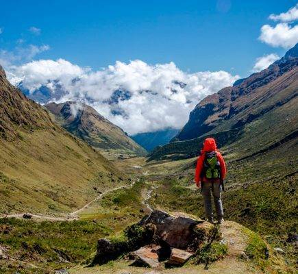 Salkantay 5 Days / 4 Nights