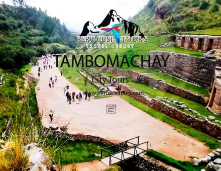 """Tambomachay Archaeological Remains"""