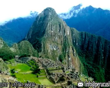 Machu Picchu's historic sanctuary