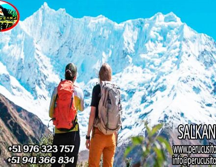 The Salkantay trek